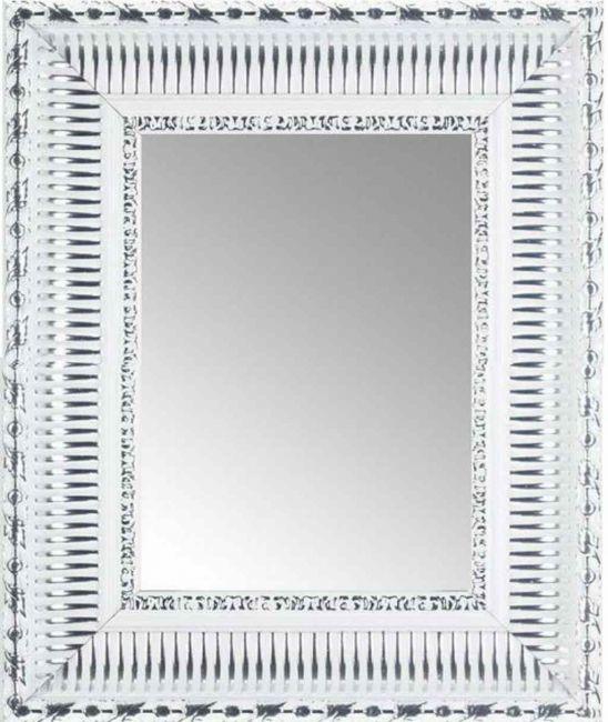 Spiegel Zilver Barok 57x77 cm - Smilla