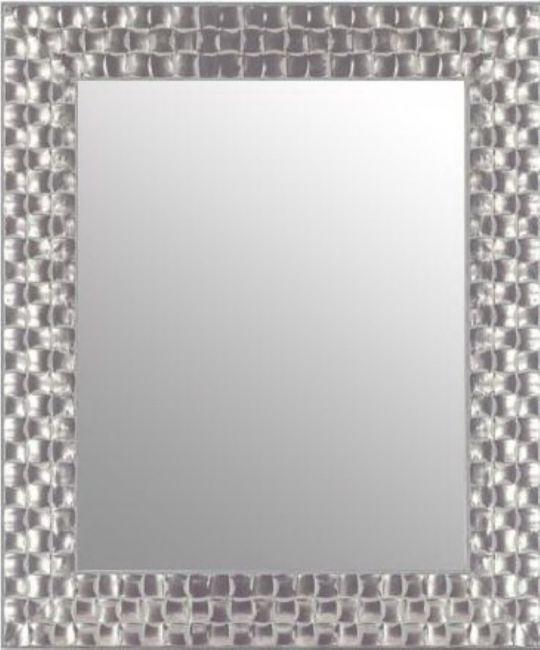 Spiegel Zilver Modern 65x85 cm - Samantha