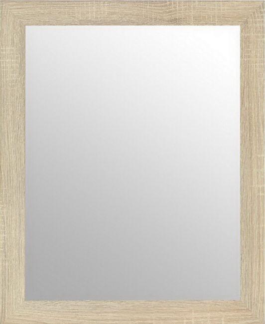 Vintage Spiegel Eiken 46x66 cm - Adele