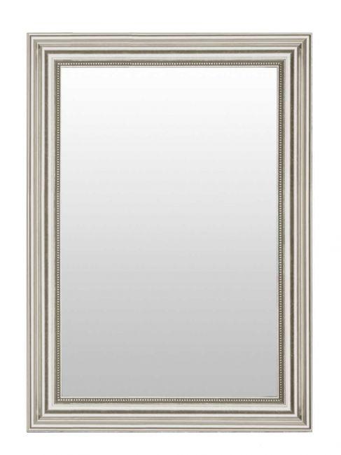 Zilveren Spiegel Chique 63x83 cm - Pria