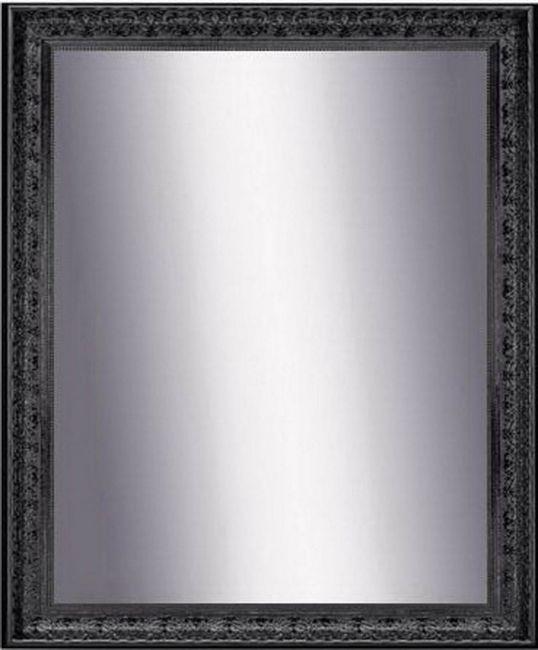 Zwarte Spiegel 55x115 cm - Saskia