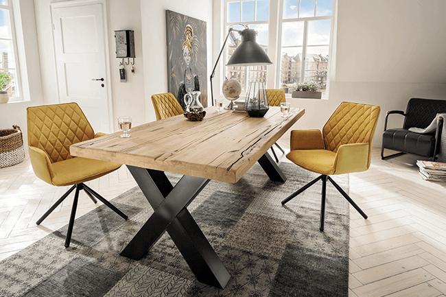 Kies de juiste tafel voor je eetkamer