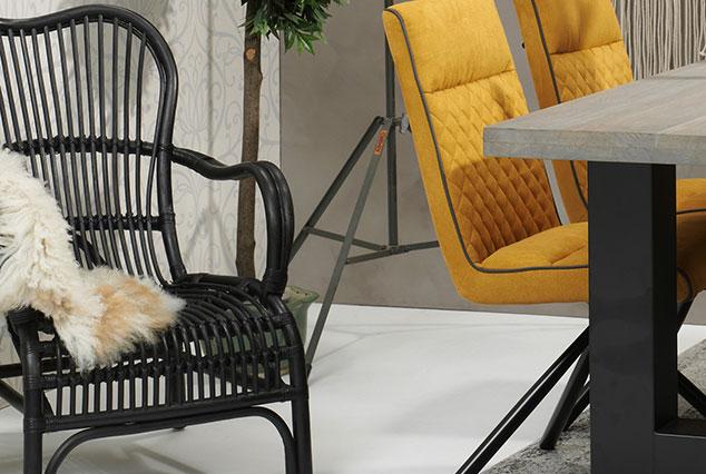 Maak je interieur compleet met een vintage fauteuil