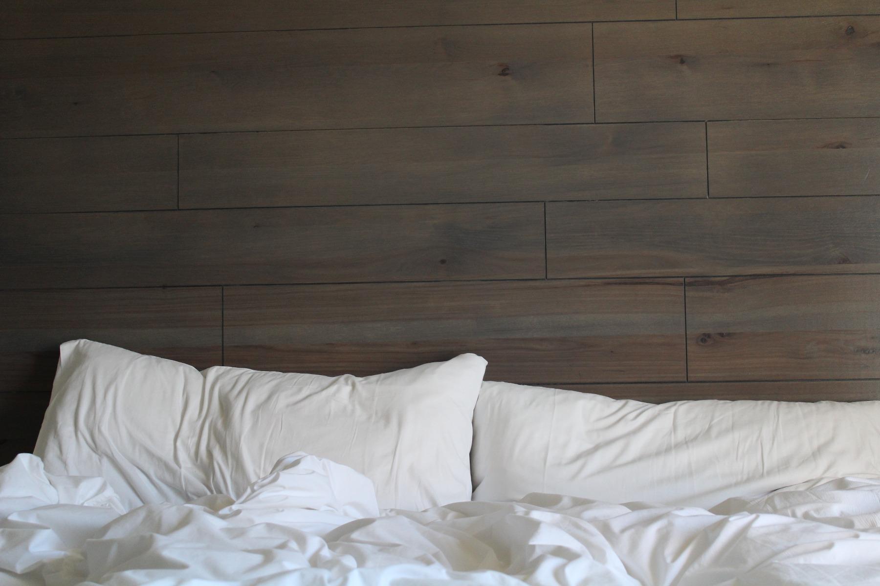 Goede nachtrust met matras 160x200