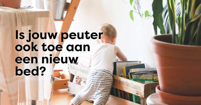Peuterbed Banner